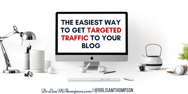 The Easiest Way to Get Targeted Traffic to Your Blog