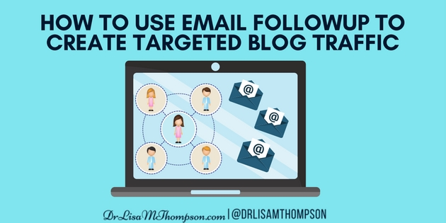 How to Use Email Follow Up to Create Targeted Blog Traffic
