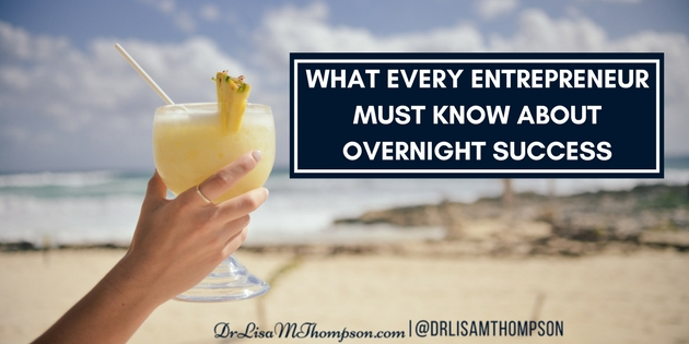 What Every Entrepreneur Must Know About Overnight Success
