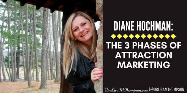 Diane Hochman: The 3 Phases of Attraction Marketing to Get Results Fast
