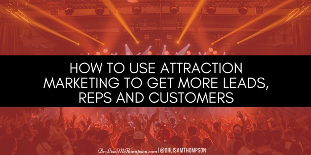 How to Master Attraction Marketing