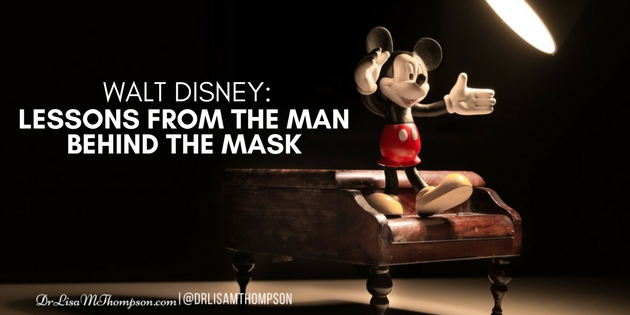 Walt Disney: Lessons From the Man Behind The Mouse