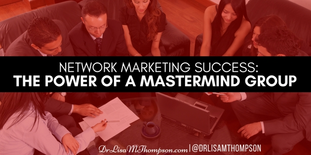 The Power of a Mastermind Group