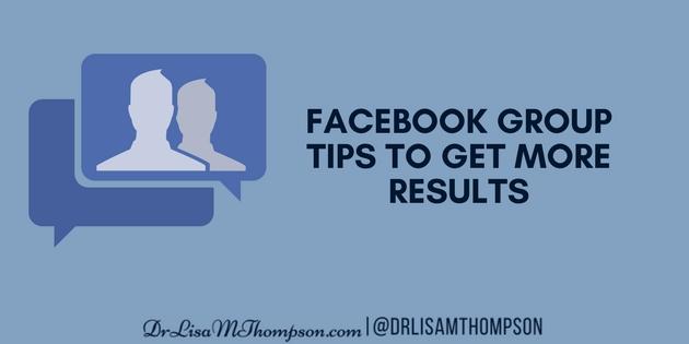 Online Network Marketing: Facebook Group Tips