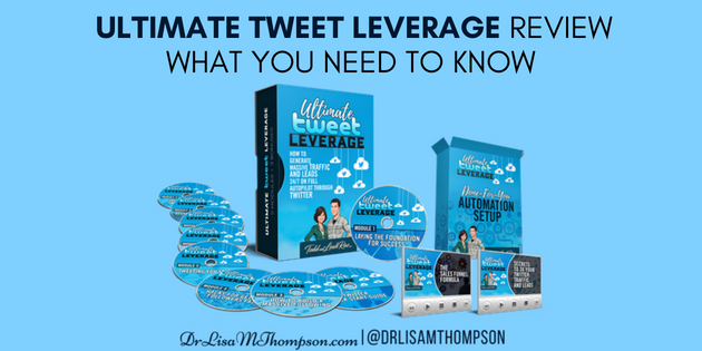 Ultimate Tweet Leverage Review: What You Need to Know