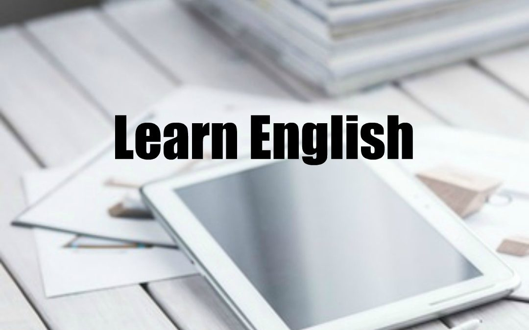 English as a first or second language