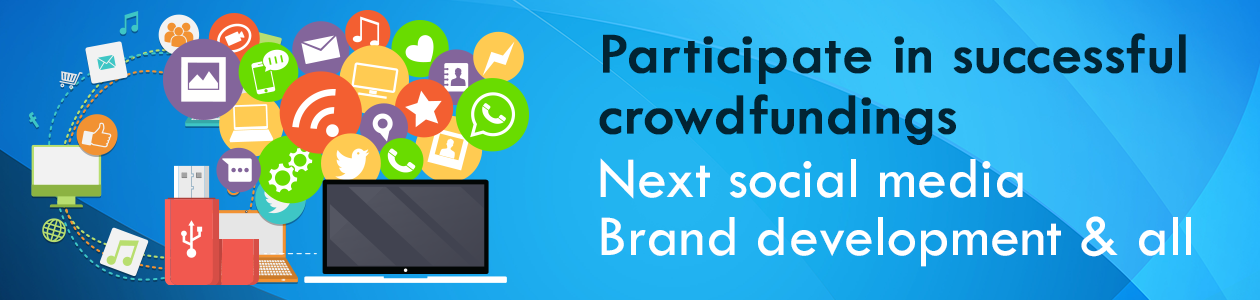 Participate in the Next Social Network & Ultra Brand