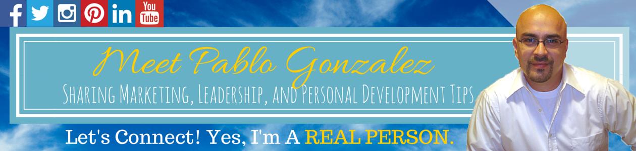 Meet Pablo Gonzalez