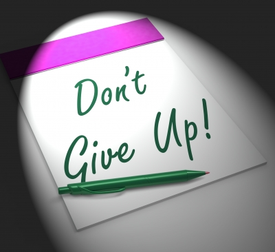 6 Ways to Develop Persistence for Your Success