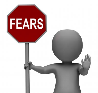 How to conquer your fear of talking to people about business