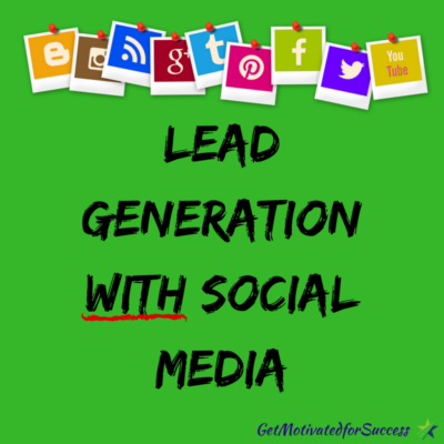 Lead Generation With Social Media