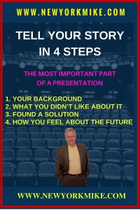 4 Steps To Tell A Story