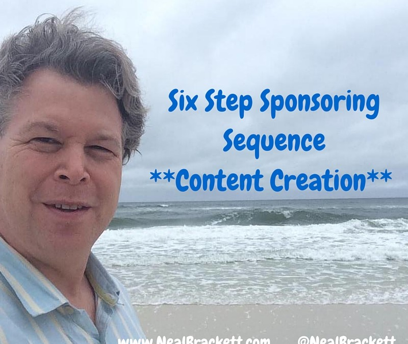 Content Creation is the First Step In Sponsoring New Leads