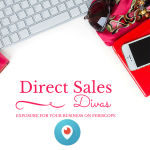 APPLY NOW: Network Marketing Entrepreneur Divas To Showcase Their Business On Periscope