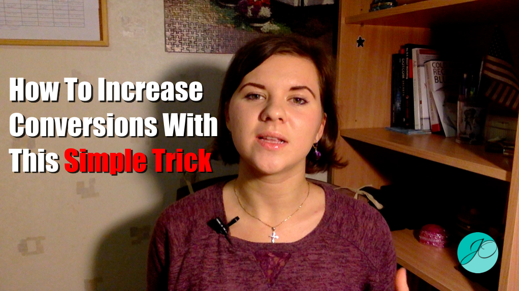 How To Increase Conversions With This Simple Trick
