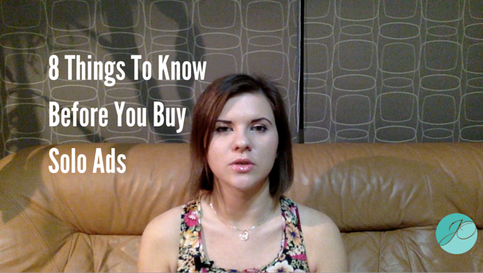 8 Things To Know Before You Buy Solo Ads