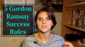 5 Major Gordon Ramsay Success Rules for Every Entrepreneur