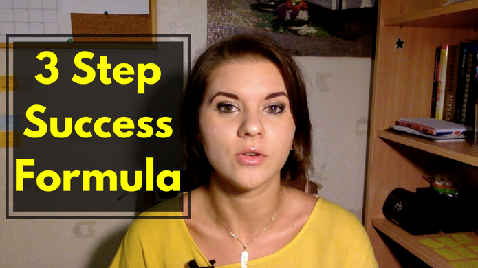 3 Step Online Success Formula Every Single 7-Figure Marketer Is Using
