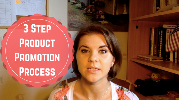 3 Step Product Promotion Process That Never Fails by Rob Fore