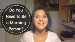 Do You Really Need to Be a Morning Person to Succeed in Business