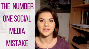 The Number One Social Media Mistake Made By Most Online Marketers