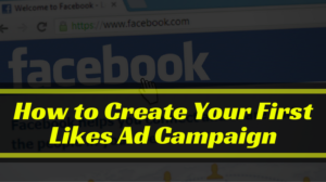How to Create Your First Facebook Likes Ad Campaign to Build Your Audience