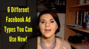 6 Different Facebook Ad Types You Can Use Now!