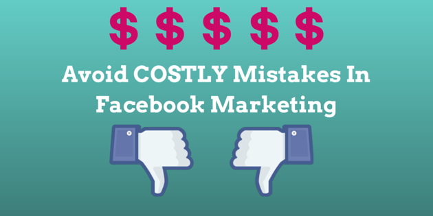 Avoid Online Marketing Mistakes