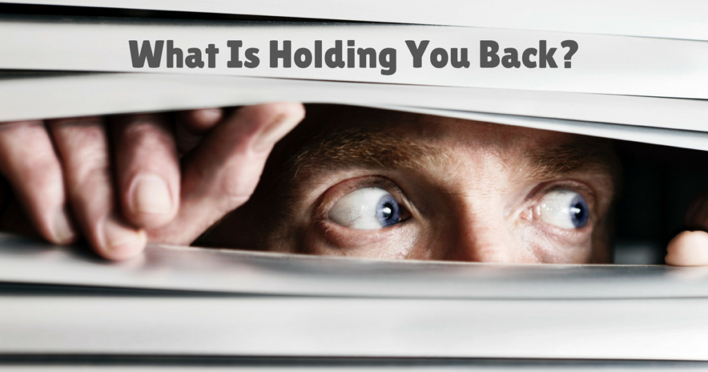 The #1 Issue  Holding You Back