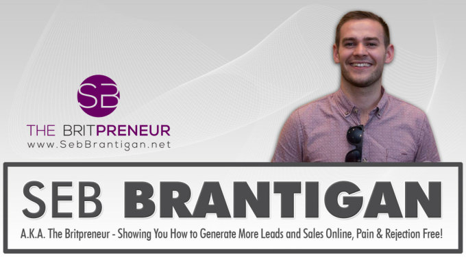 Seb Brantigan - Marketing & MLM Training Online
