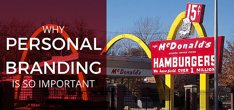 What McDonald's Taught Me About Personal Branding