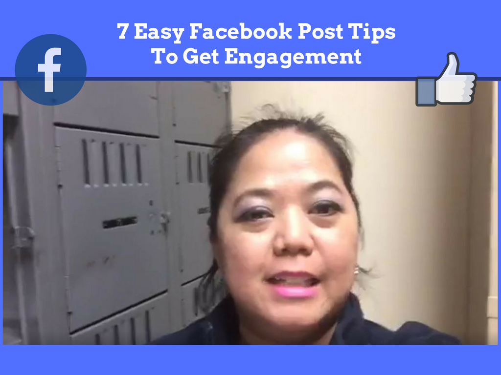 7 Easy Facebook Post Tips To Get Engagement