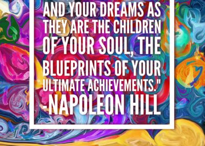 napoleon-hill-cherish-your-visions
