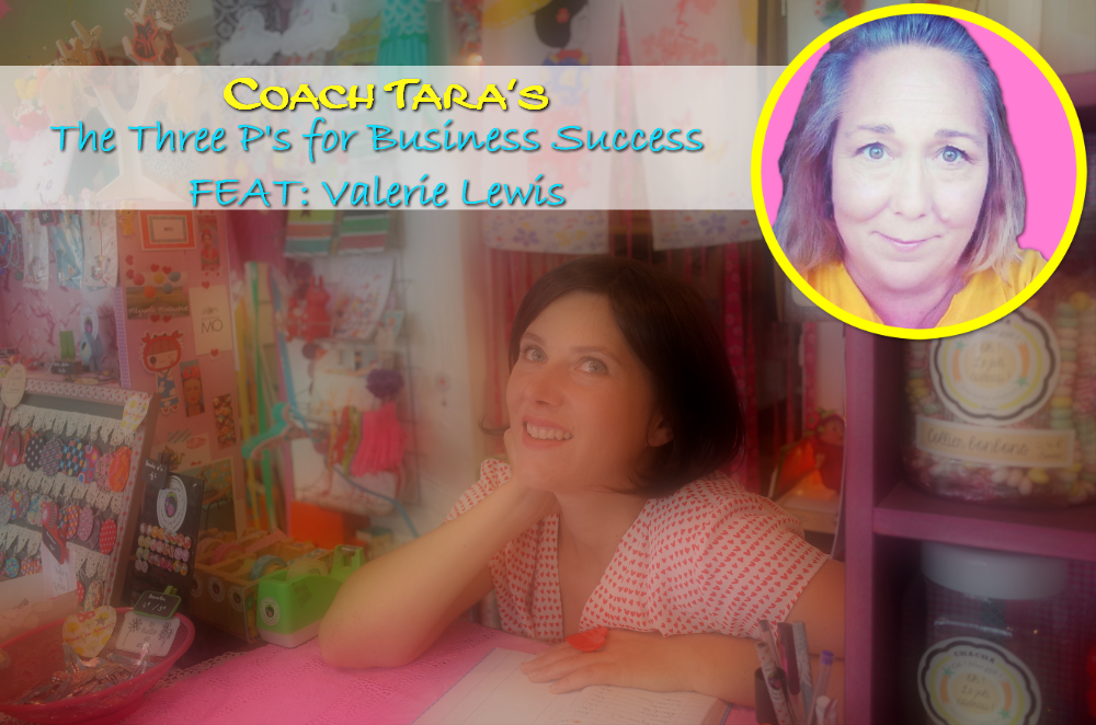 Valerie Lewis | The Three P's for Business Success