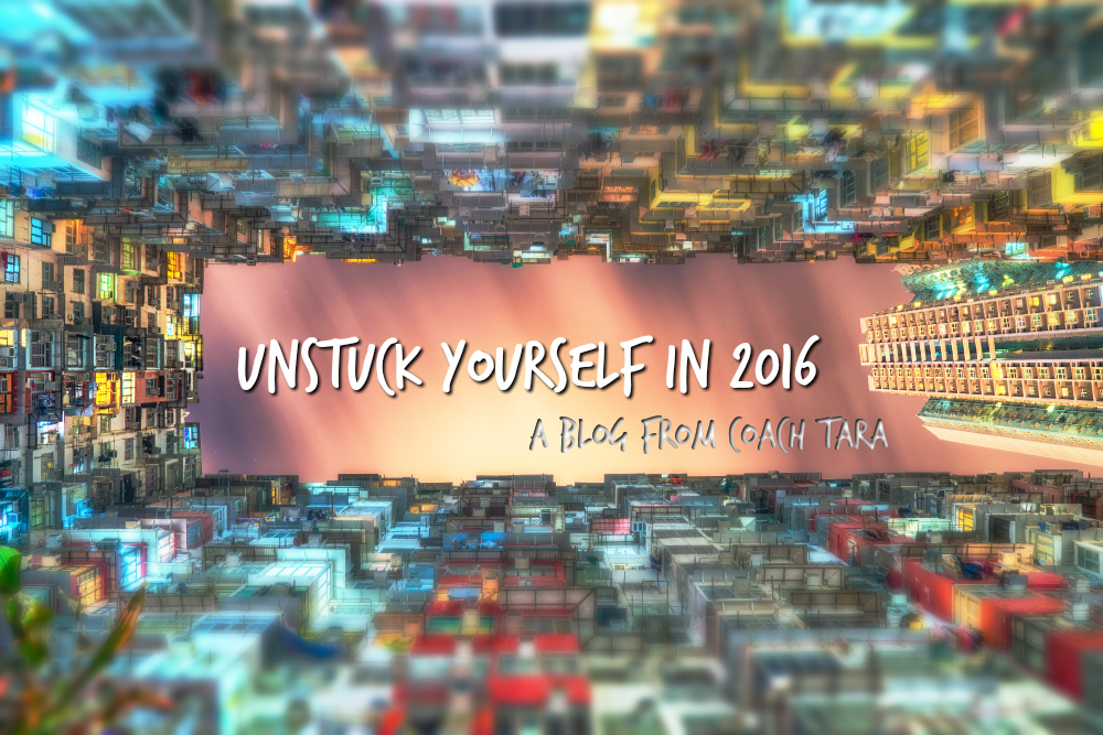 Unstuck Yourself in 2016