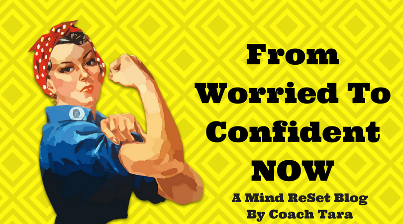 From Worried To Confident NOW
