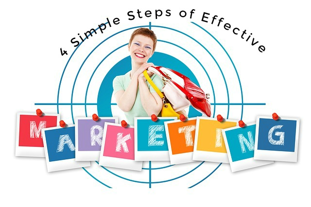 4 Simple Steps to Effective Marketing