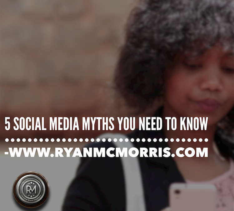5 Myths And Truths About Social Media Marketing