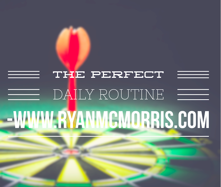 Design The Perfect Daily Routine