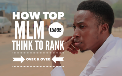 Network Marketing Tips: How Top Leaders Rank Advance Quickly