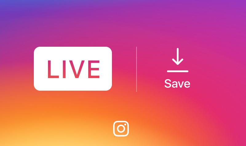 Update! Save Instagram Live Video