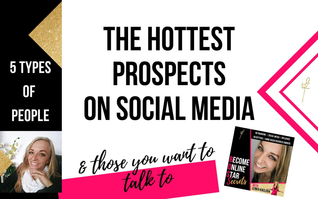 Who are the HOTTEST prospects on social media?
