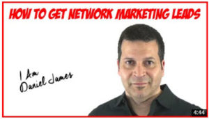 [Video] How To Get Network Marketing Leads