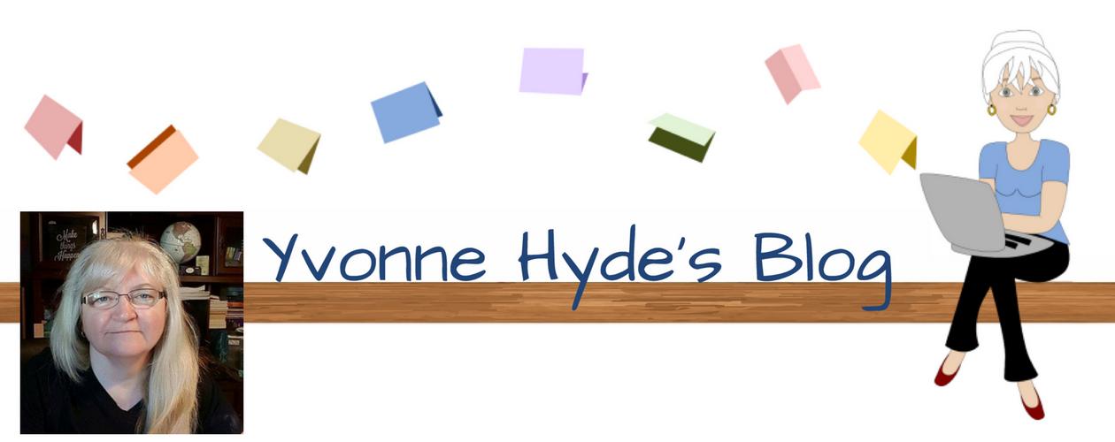Yvonne Hyde's Blog