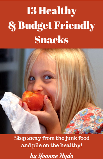 13 Healthy & Budget Friendly Snacks