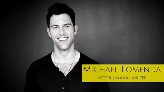 Michael Lomenda: Climbing The Non-Existent Ladder, Jersey Boys, And Why Failing Is Important