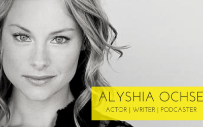 Alyshia Ochse on Exploring The Darkness Within, Motherhood & That One Audition
