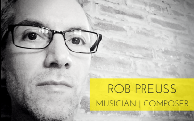 Rob Preuss: Allow Your Curiosity To Fulfill Your Passion