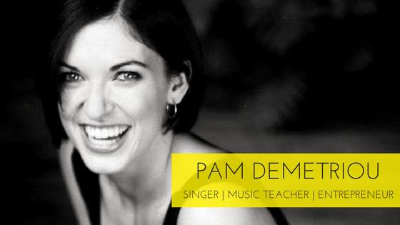 Pamela Demetriou: Live A Creative Life By Design
