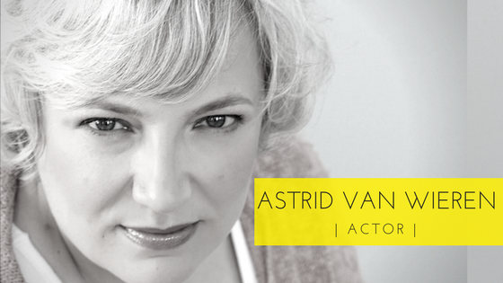 Astrid Van Wieren: How To Stay Inspired, The Process Of Originating A Role, And Come From Away
